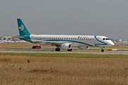 Embraer ERJ-195 SR (I-ADJO)