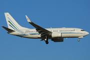 Boeing 737-7HF/BBJ (N888AQ)