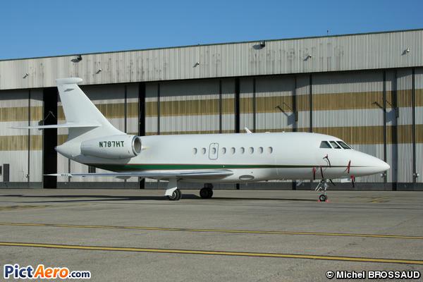 Dassault Falcon 2000 (MST Aviation)