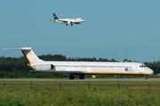McDonnell Douglas MD-82 (DC-9-82) (I-DAWW)