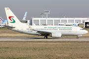 Boeing 737-7EE (6V-AHU)
