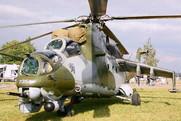 Mil Mi-24 Hind (7354)