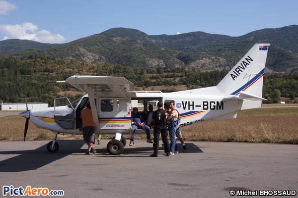 Gippland GA8-TC320 Airvan (Gippsland Aeroautics)