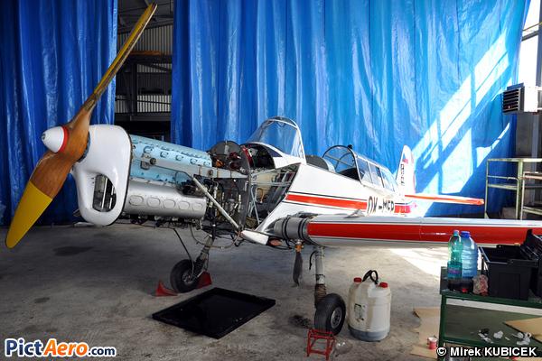 Zlin Z-226 T (Aeroklub Hodkovice)