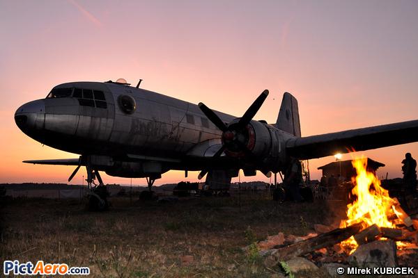 Avia Av-14RT (Czechoslovakia - Air Force)