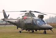 Agusta A-109HO (A-109BA) (H-40)