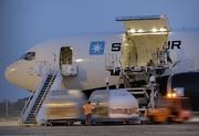 Boeing 767-25E/F (OY-SRM)