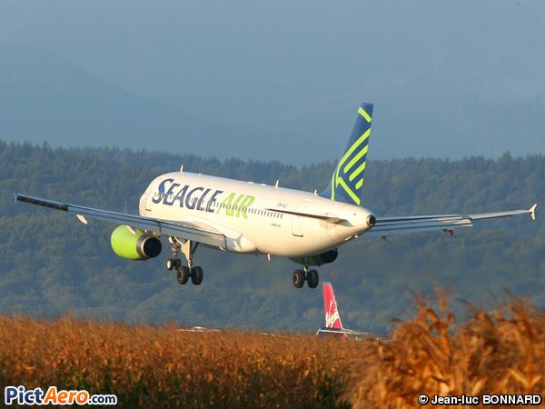 Airbus A320-232 (Seagle Air)