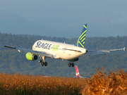 Airbus A320-232 (OM-HLE)