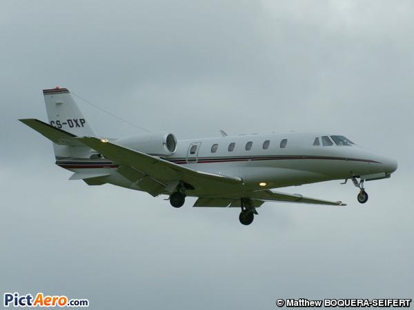 Cessna 560 Citation XLS (NetJets Europe)