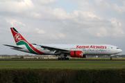 Boeing 777-2U8/ER (5Y-KQS)