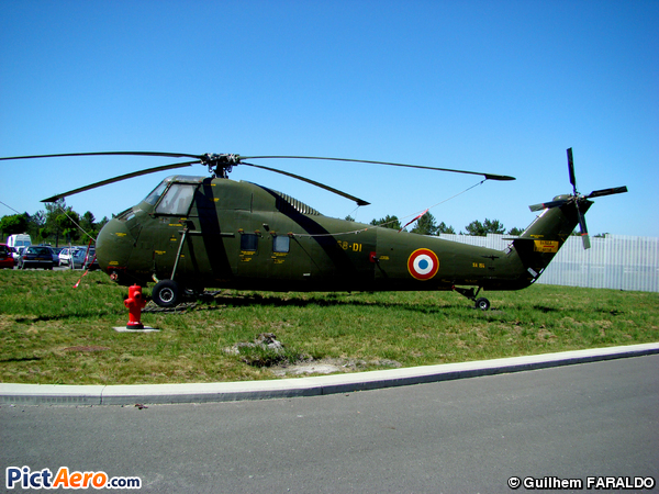 Sikorsky H-34A (France - Air Force)
