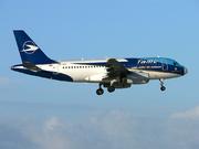 Airbus A319-132 (HC-CGT)