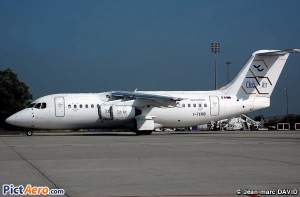 BAe 146-200 (Club Air)