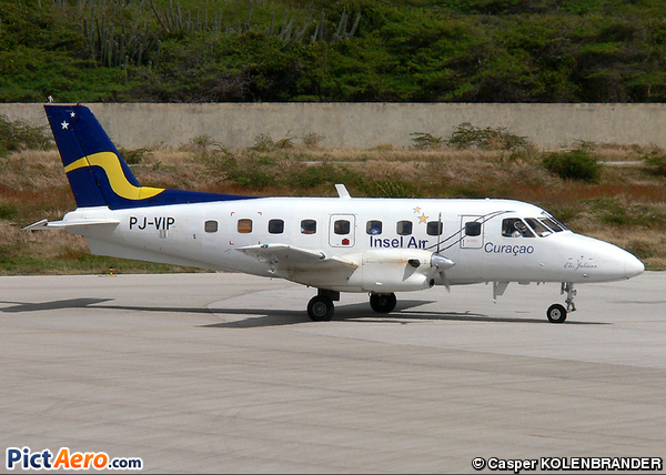 Embraer EMB-110P1 Bandeirante (Insel Air)