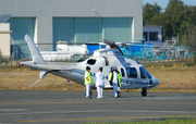 Agusta A-109 E Power (F-GLEQ)