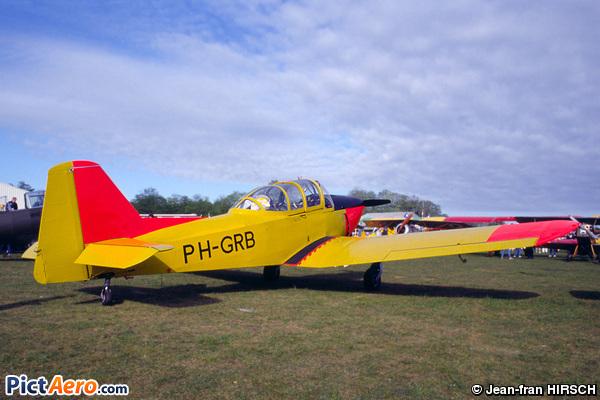 Fokker S-11 Instructor (Koninklijke Luchtmacht Historische Vlucht)