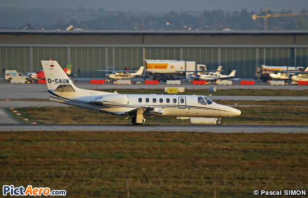 Cessna 560 Citation Encore (SFD Stuttgarter Flugdienst, Stuttgart)