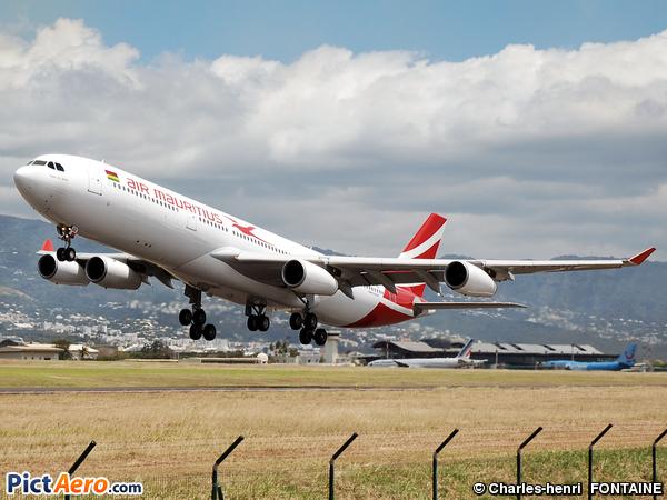 Airbus A340-313X (Air Mauritius)