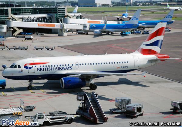 Airbus A319-131 (British Airways)