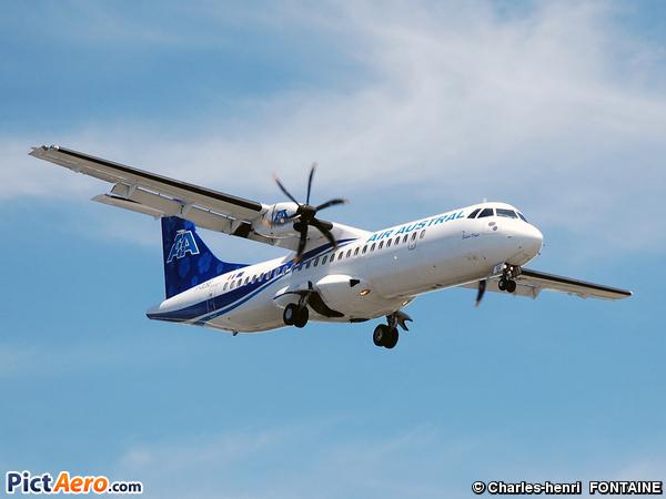 ATR 72-500 (ATR-72-212A) (Air Austral)