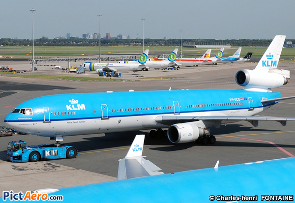 McDonnell Douglas MD-11 (KLM Royal Dutch Airlines)