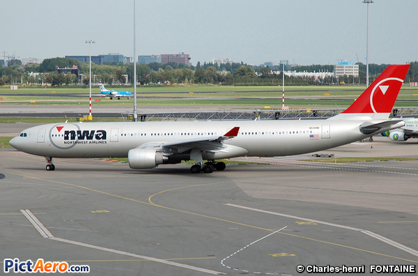 Airbus A330-323X (Northwest Airlines)