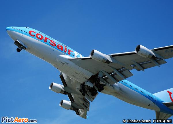 Boeing 747-422 (Corsairfly)