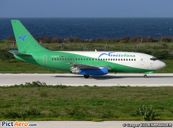 Boeing 737-232/Adv (Venezolana)