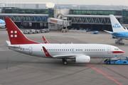 Boeing 737-7AK/BBJ (HB-JJA)