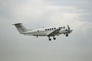 Beech C-12U Huron (84-0180)