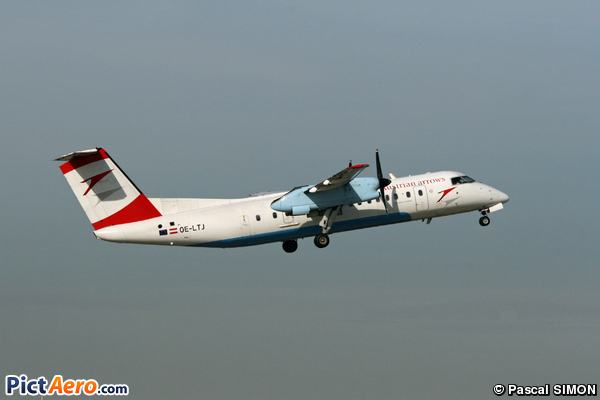 De Havilland Canada DHC-8-314Q Dash 8 (Austrian Arrows (Tyrolean Airways))