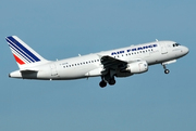 Airbus A319-115ER (F-GRXN)