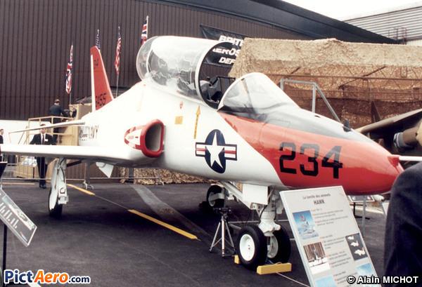 McDonnell Douglas/Boeing T-45A Goshawk (United States - US Navy (USN))