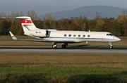 Gulfstream Aerospace G-V Gulfstream V (HB-IVL)