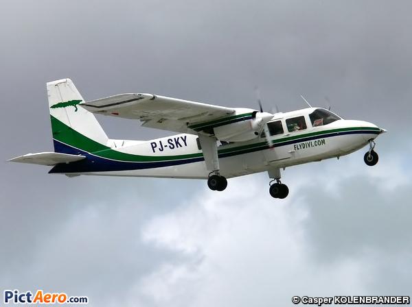 Britten-Norman BN-2A-21 Islander (Divi Divi Air)