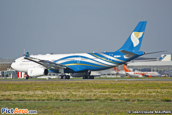 Airbus A330-243 (Oman Air)