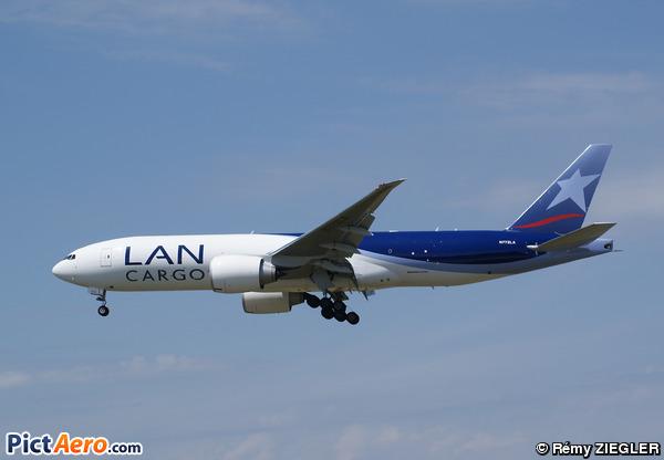 Boeing 777-F6N (LAN Cargo)