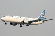 Boeing 737-484 (SX-BKB)
