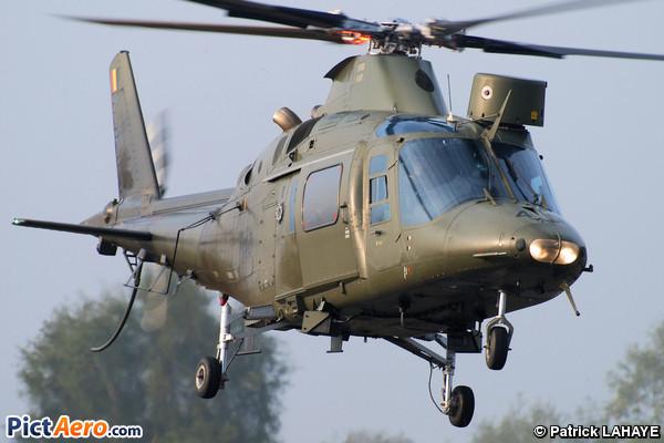 Agusta A-109HO (A-109BA) (Belgium - Air Force)