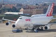Boeing 747-4KZF (OO-CBC)