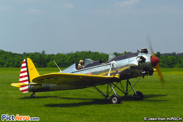 Ryan PT-22A Recruit (Caillat Gérard)