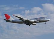 Boeing 747-446F/SCD (JA401J)