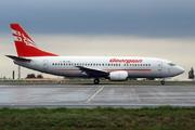 Boeing 737-3B7 (4L-TGL)