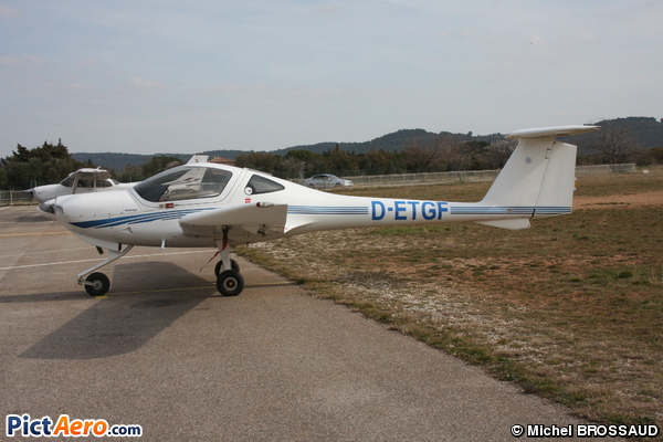 Diamond DA20-C1 Eclipse  (Privé)
