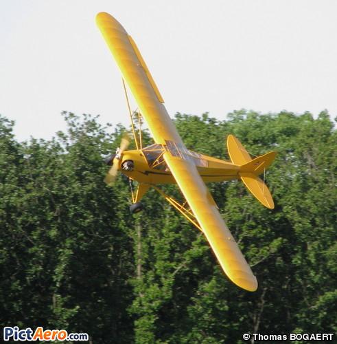 Wag-Aero J-3 Sport Trainer (Amicale Jean Baptiste Salis)