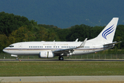 Boeing 737-72U/BBJ (A6-RJX)