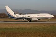 Boeing 737-73Q/BBJ (N349BA)