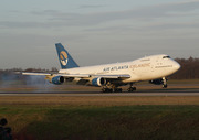 Boeing 747-243B/SF (TF-AMD)