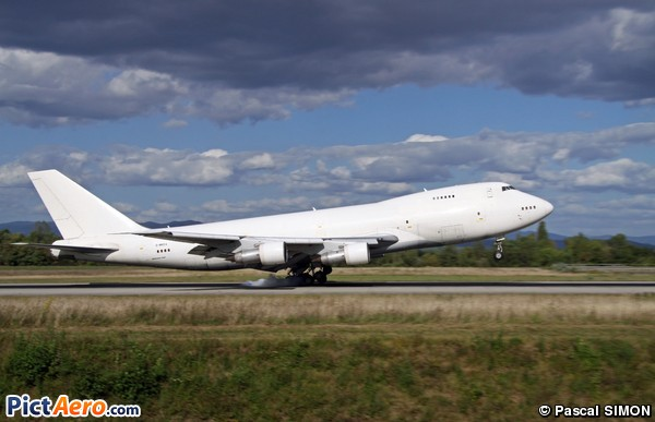 Boeing 747-212B/F (MK Airlines)